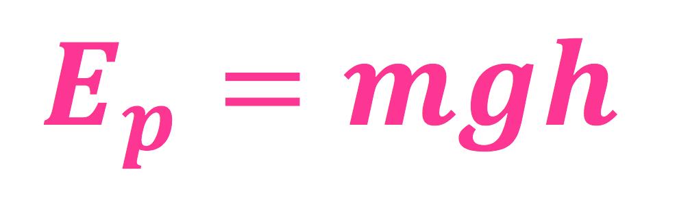 Stillingsenergi Formel